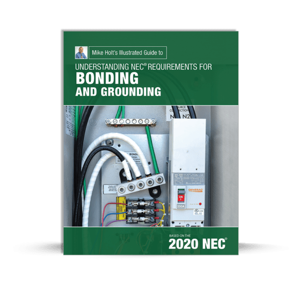 Understanding NEC Requirements for Bonding and Grounding Book Cover