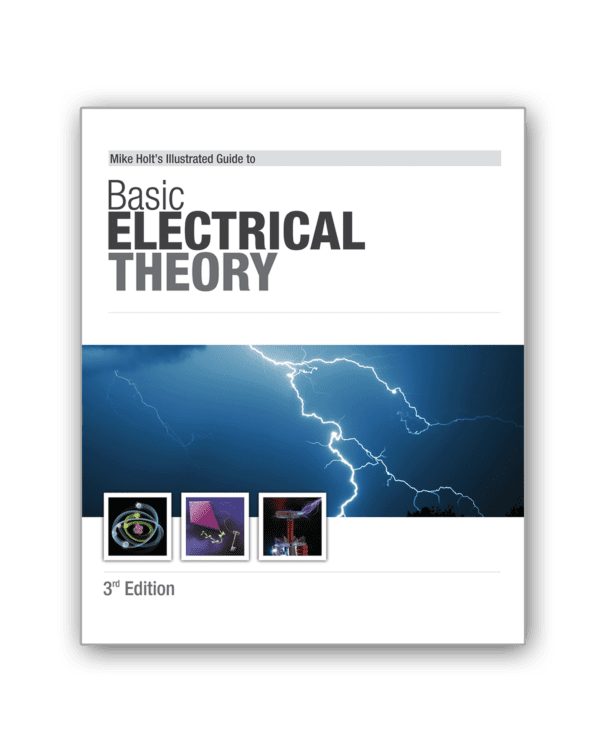 Mike Holt's Basic Electrical Theory Book Cover